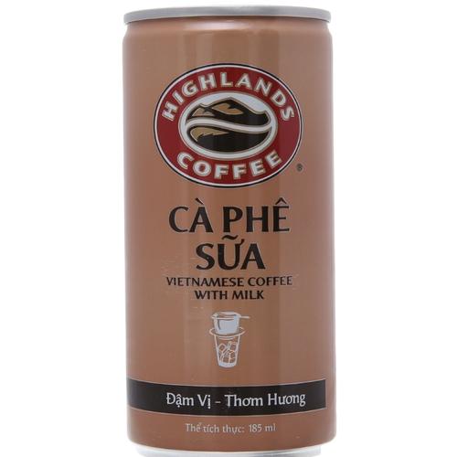 Cà phê sữa Highlands 180g