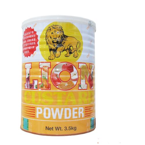 Bột Lion Custard- Hồng Kong (Bột bắp sư tử )3.5kg