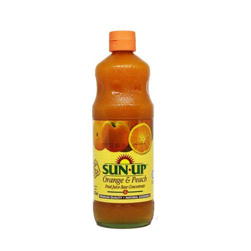 Nước ép trái cây Sun up Orange cam  850ml