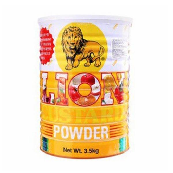 Bột Lion Custard Hong Kong 3.5kg