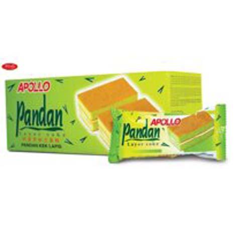 Bánh Apollo mềm Panda 360g