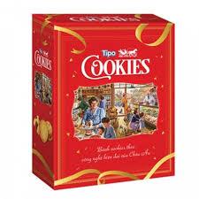 Bánh Cookies Tipo hộp giấy 358g