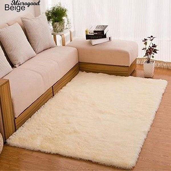 Thảm trơn màu mỡ gà