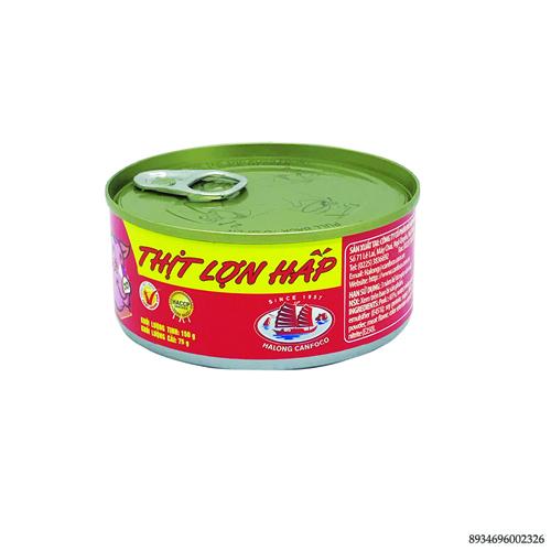 Thịt lợn hấp 150g