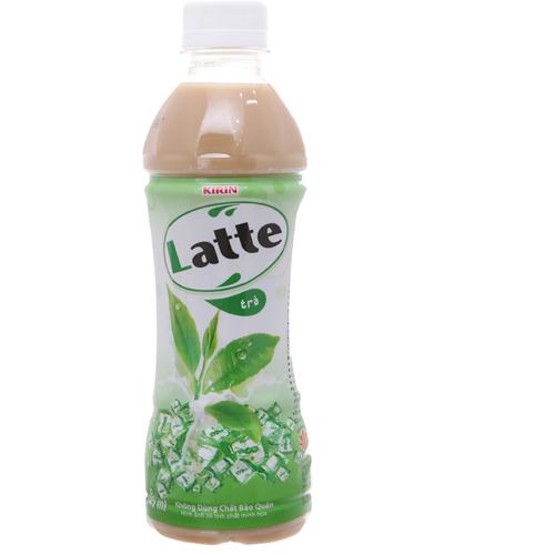 Nước giải khát LATTE trà 350ml