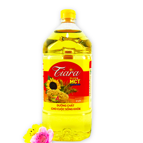 Dầu thực vật Tiara 2L