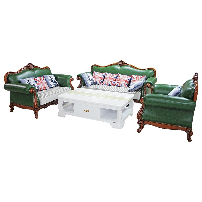 Sofa da Đức Huy TLA307