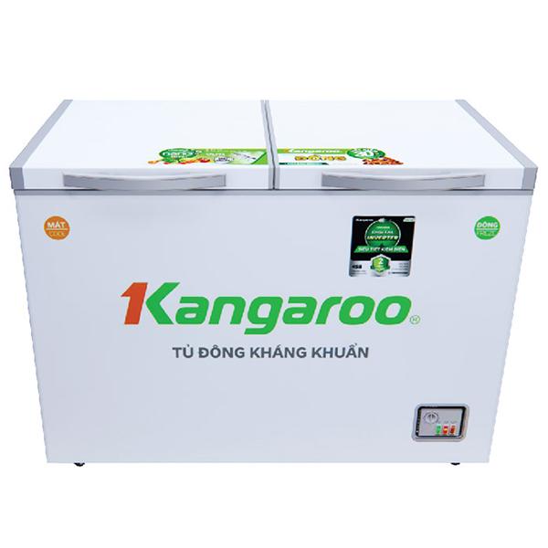 Tủ đông 2 ngăn Kangaroo 192 lít KG266NC2