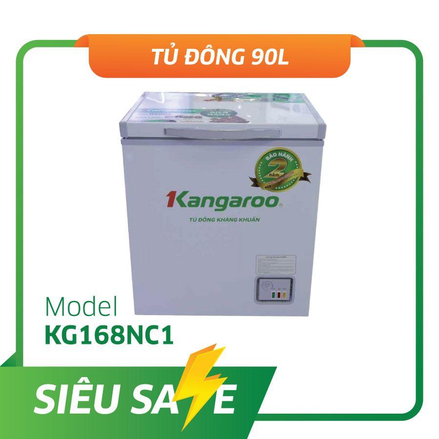 Tủ Đông Kangaroo KG168NC1