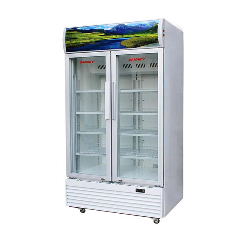 Tủ mát Sansaky 600 lít VH-6009HP