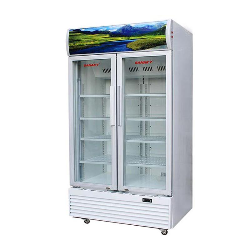 Tủ mát Sansaky 800 lít VH-8009HP