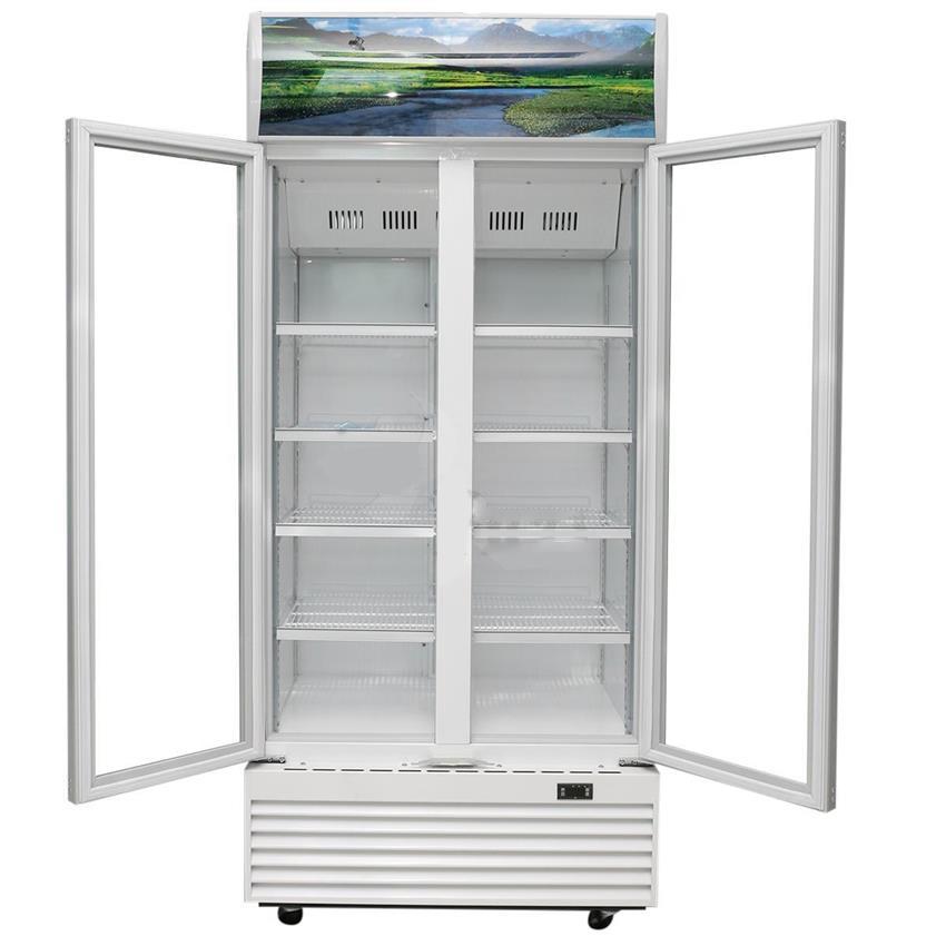 Tủ mát Sansaky 1000 lít VH-1009HP
