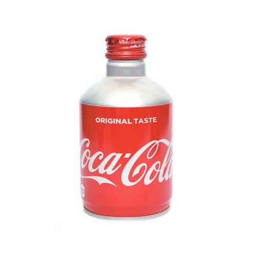 Coke Nhật chai nhôm 300ml
