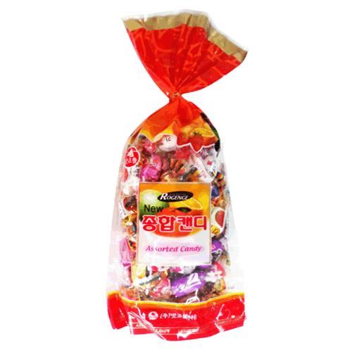 Kẹo cứng tổng hợp Matgouel 500g