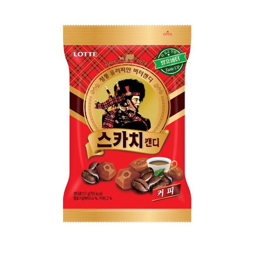 Kẹo cafe Hàn Quốc Lotte 157g