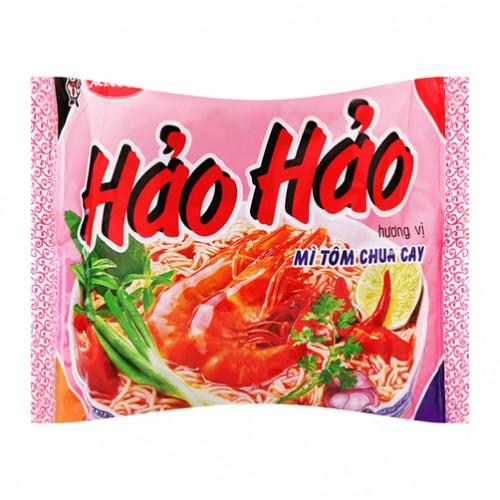 Mì tôm Hảo Hảo chua cay 75g