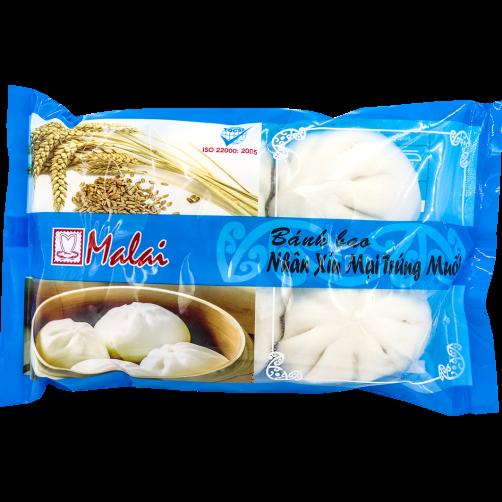 Bánh bao Malai xíu mại trứng muối 300g