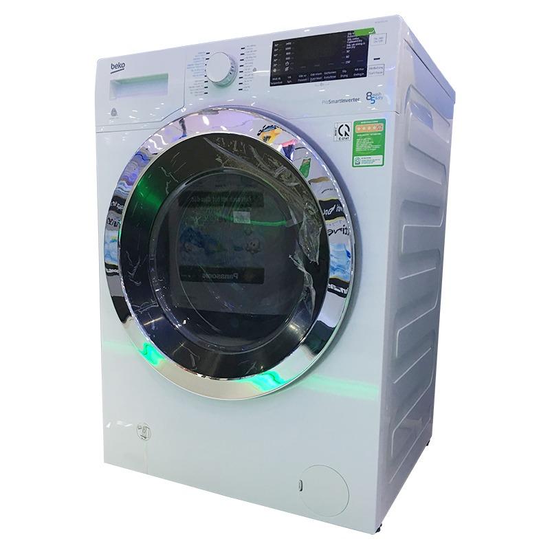 Máy giặt sấy Beko Inverter 8kg/5kg WDW 85143