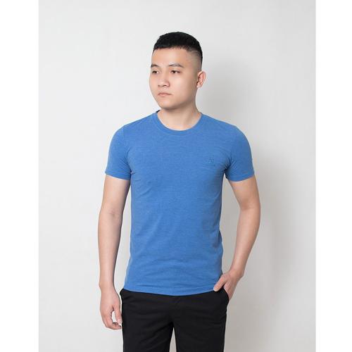 Áo T'shirt cổ tròn trơn MTS03 - MASCULINE