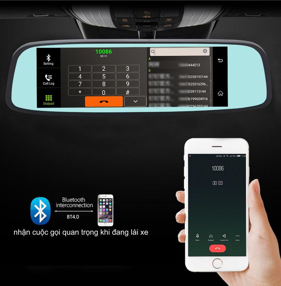 camera hành trình xe hơi thông minh