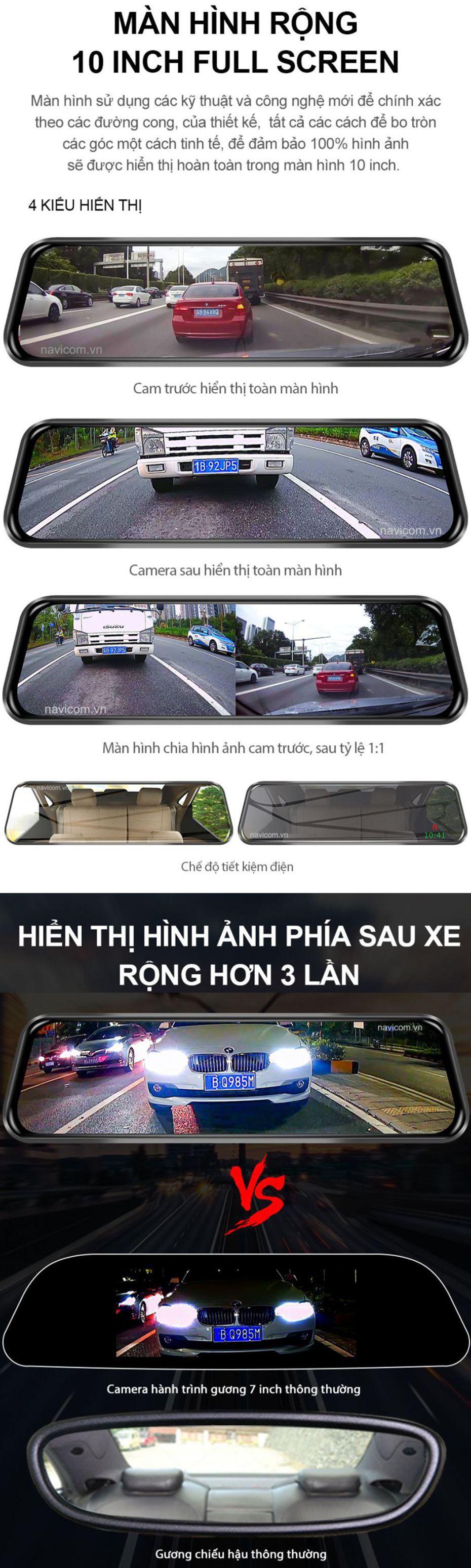 camera hành trình thông minh