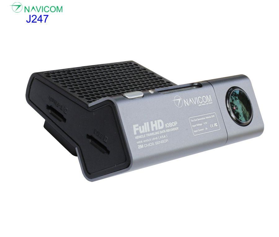 lắp camera giám sát hành trình xe navicom J247
