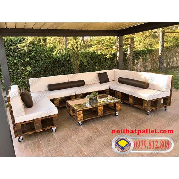 N i th t pallet h n i noithatpallet for Sofa de exterior terraza