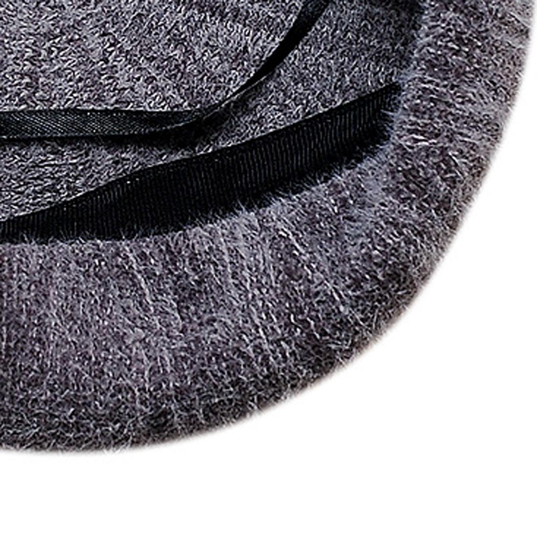 Mũ nồi len thời trang cao cấp màu ghi EH44-5