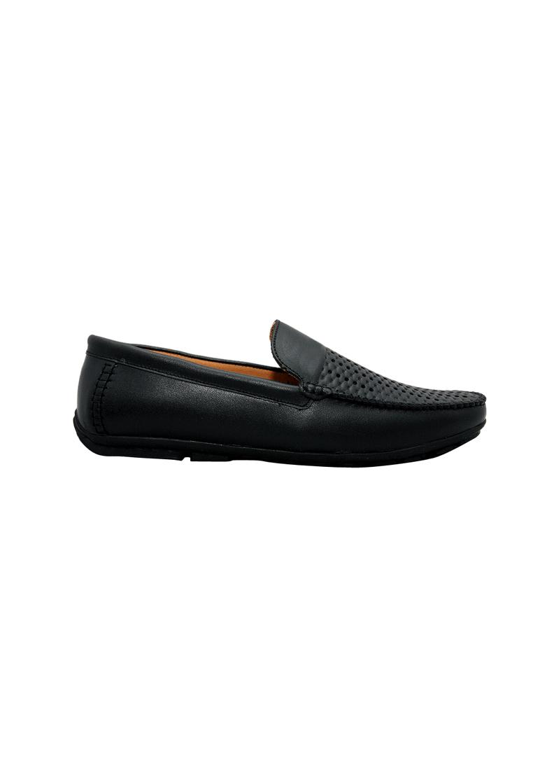 Giày lười nam da bò thật cao cấp ESM60