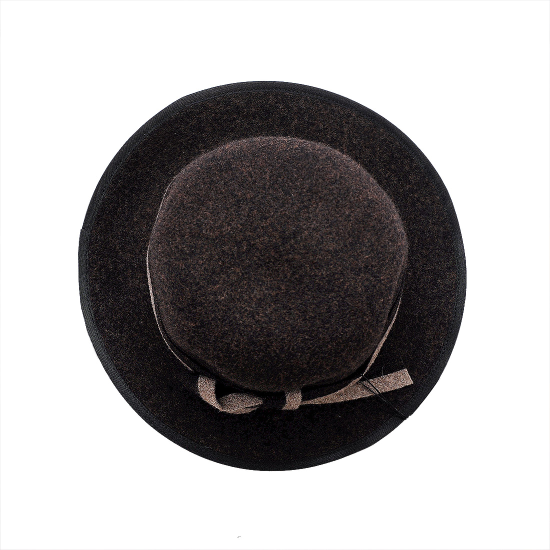 Mũ vành dạ thời trang cao cấp màu mâu EH39-2
