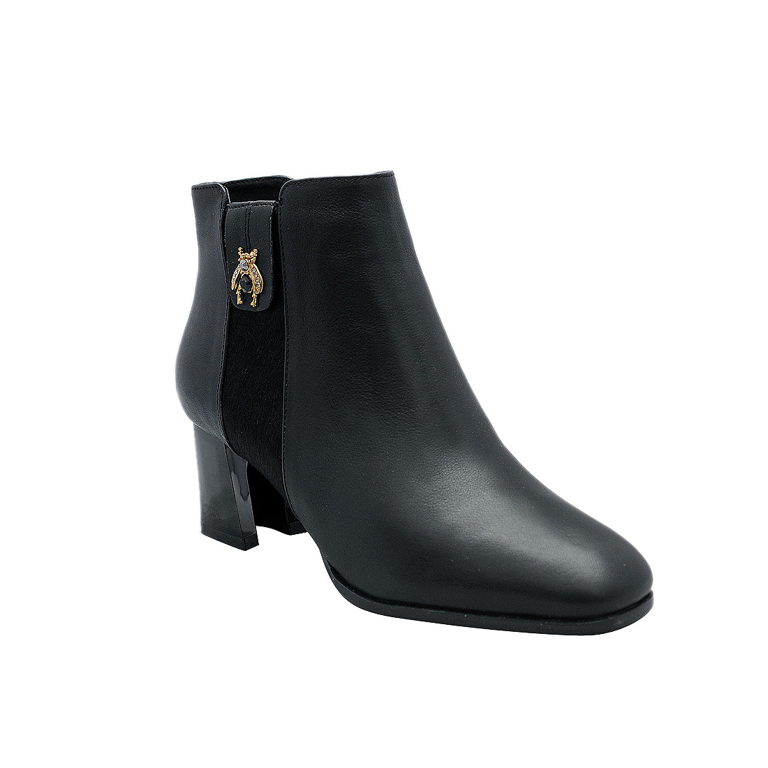 Giày bốt nữ da bò thật cao cấp ESW259