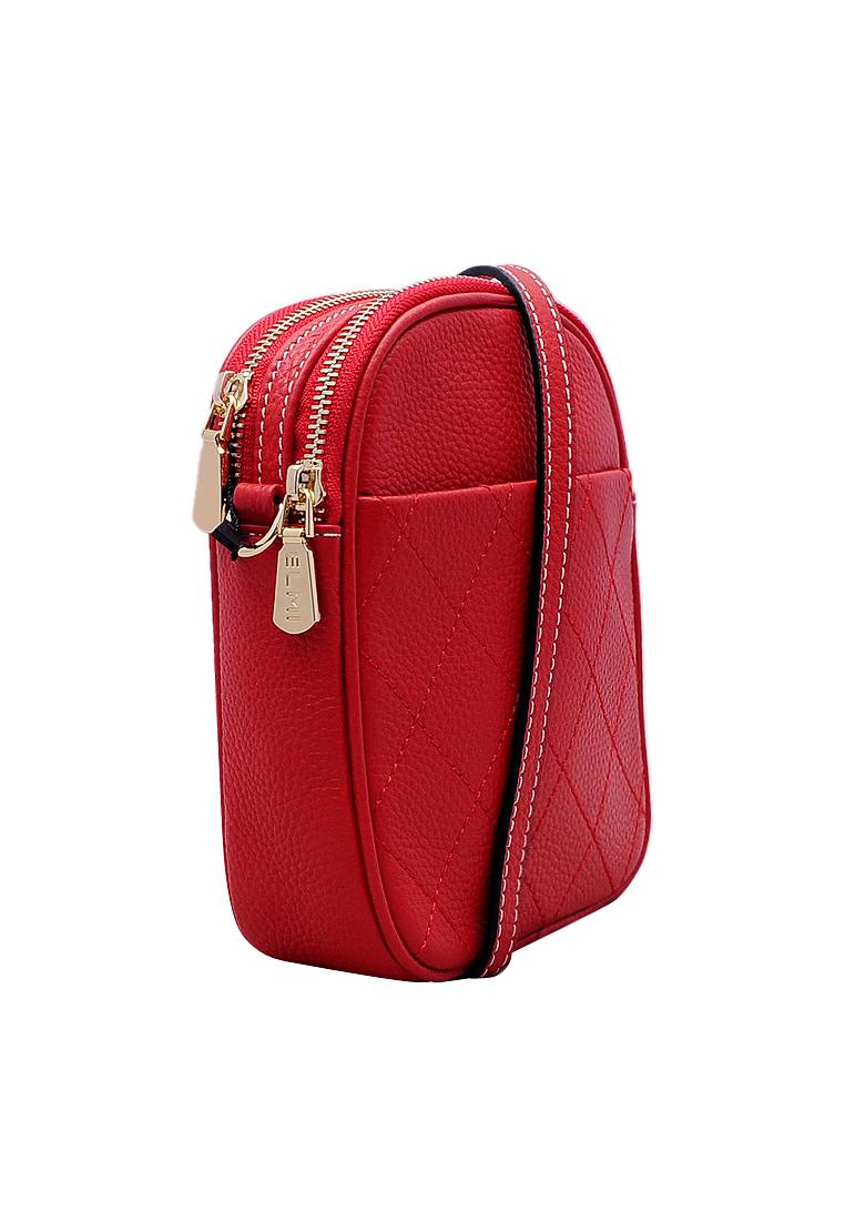 Túi đeo chéo da bò thật cao cấp ELMI ET806