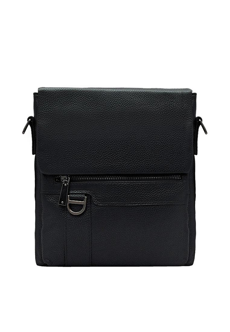 Túi đeo chéo nam da bò thật cao cấp ELMI ET894