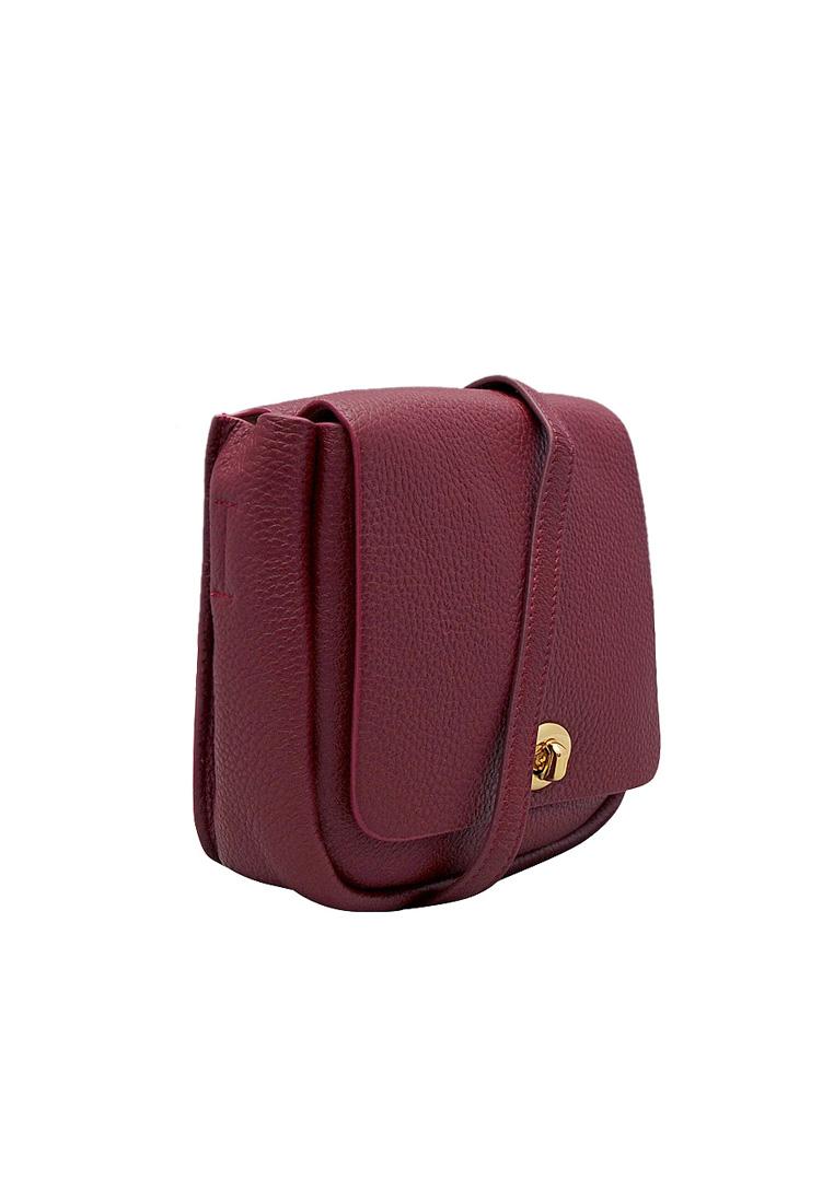 Túi đeo chéo nữ da bò thật cao cấp ELMI ET945