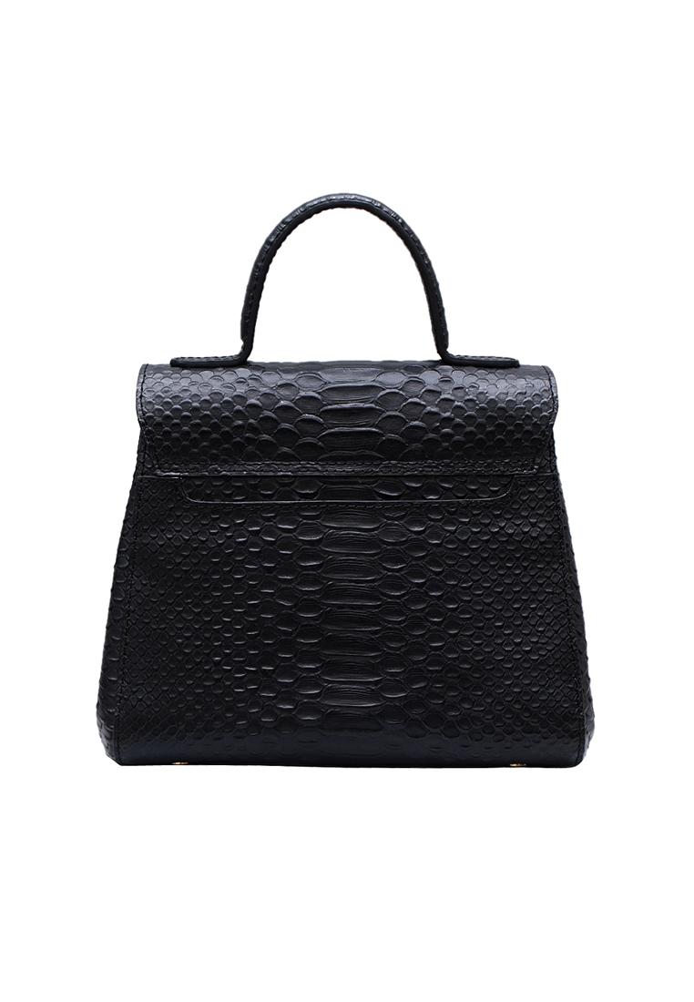 Túi xách tay nữ da bò thật cao cấp ELMI ET951