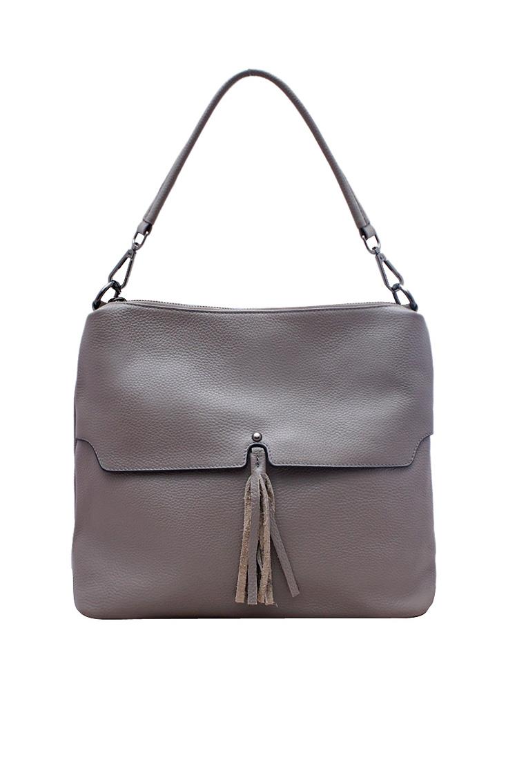 Túi xách tay nữ da bò thật cao cấp ELMI ET961