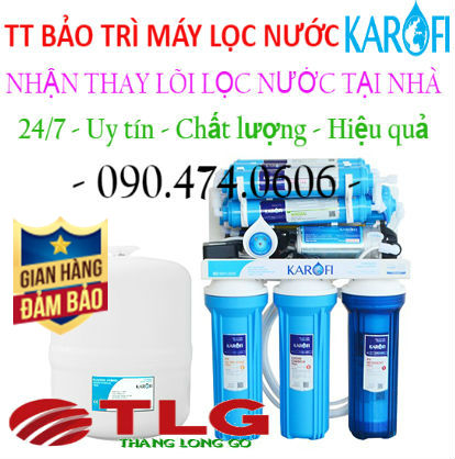 sua-may-loc-nuoc-karofi-tai-bac-hong