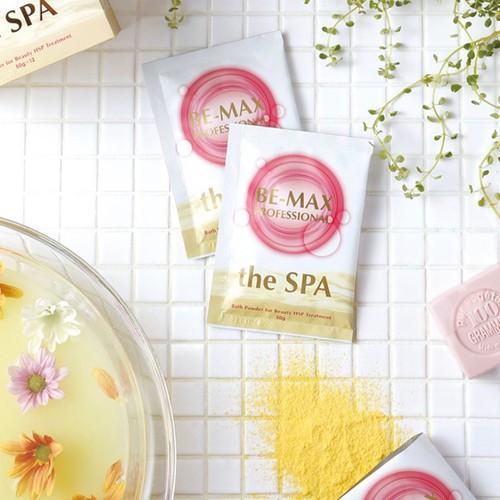 Bột Tắm Trắng Be-max dưỡng ẩm dưỡng trắng - Hàng Nhật nội địa
