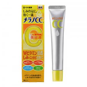 Serum Vitamin C Melano CC Rohto (Tinh Chất Đặc Trị Nám Mụn Cc Melano) - Hàng Nhật nội địa