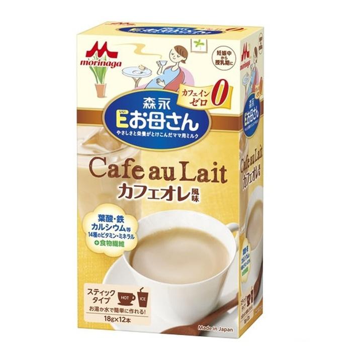 Sữa Morinaga bầu 216g vị cafe