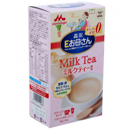 Sữa Morinaga bầu 216g vị trà sữa