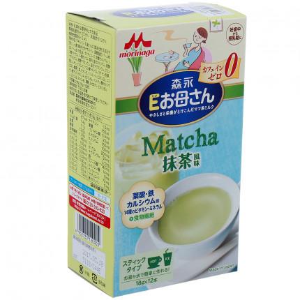 Sữa Morinaga bầu 216g vị trà xanh