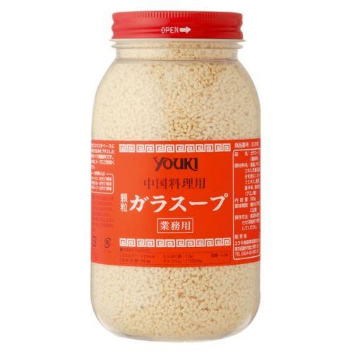 (BIG SALE) Hạt nêm Youki 500 Nhật Bản