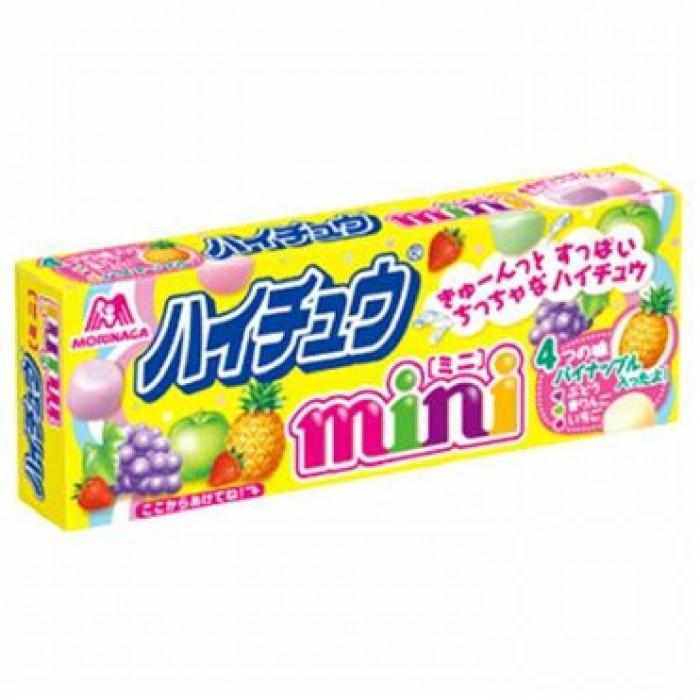 MORIGANA- Kẹo trái cây Hi-Chew hộp 40g - Hàng Nhật nội địa