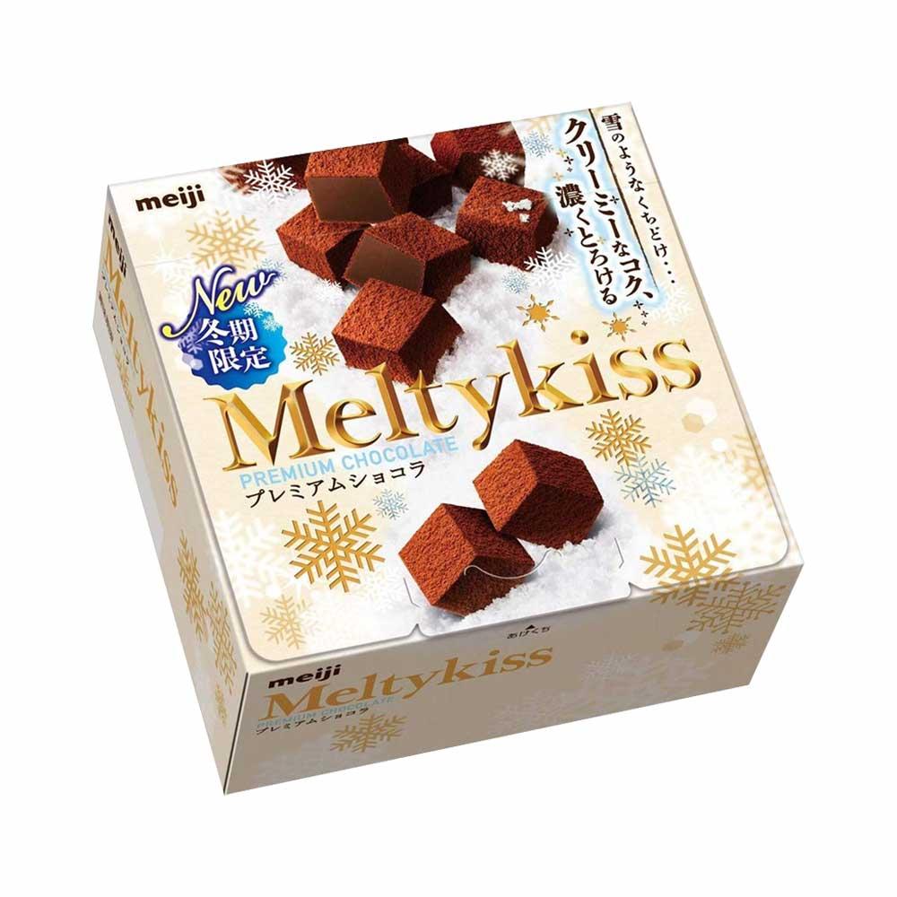Socola Meiji Melty Kiss 60g - Hàng Nhật nội địa