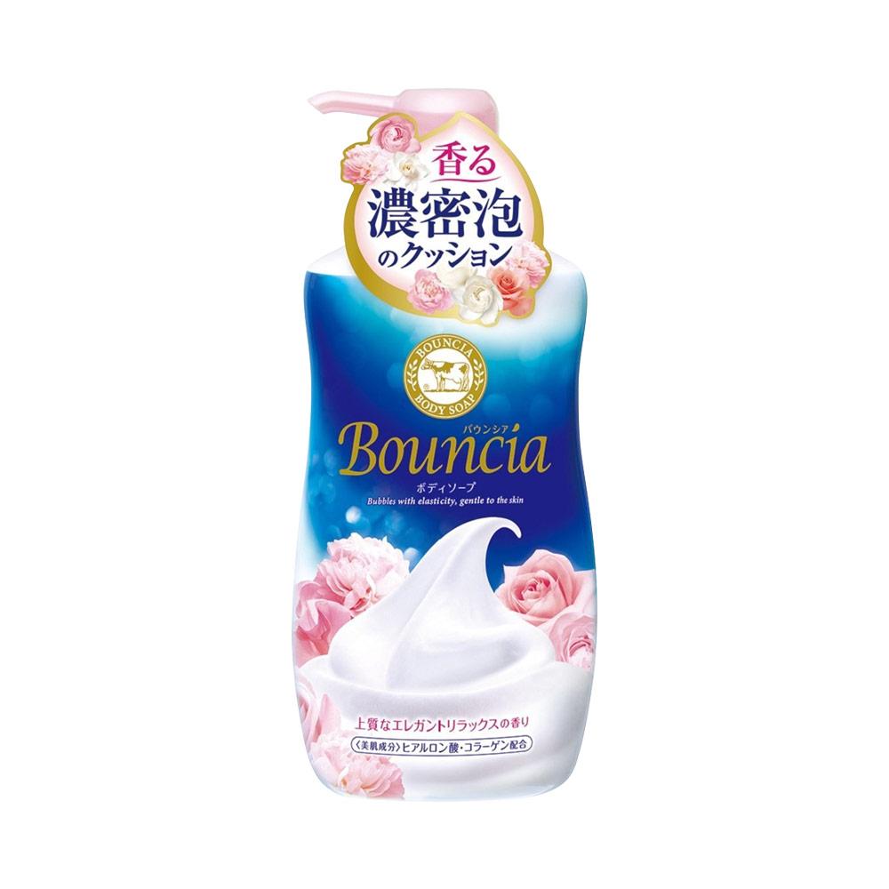 Sữa tắm Bounica hương hoa hồng 550ml - Hàng Nhật nội địa