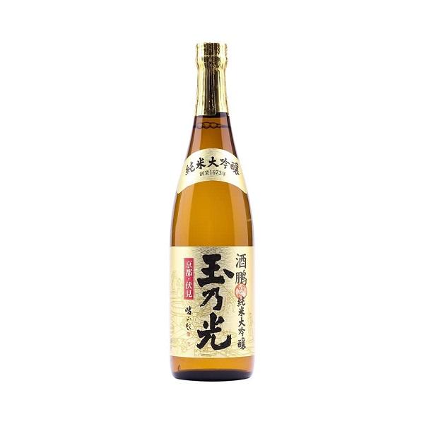 Rượu Sake Tamanohikari Junmai Daiginjo Shuho 720ml- Hàng Nhật nội địa