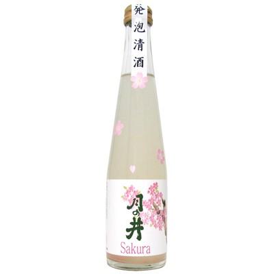 Rượu Sake Sakura Sparkling 300ml- Hàng Nhật nội địa