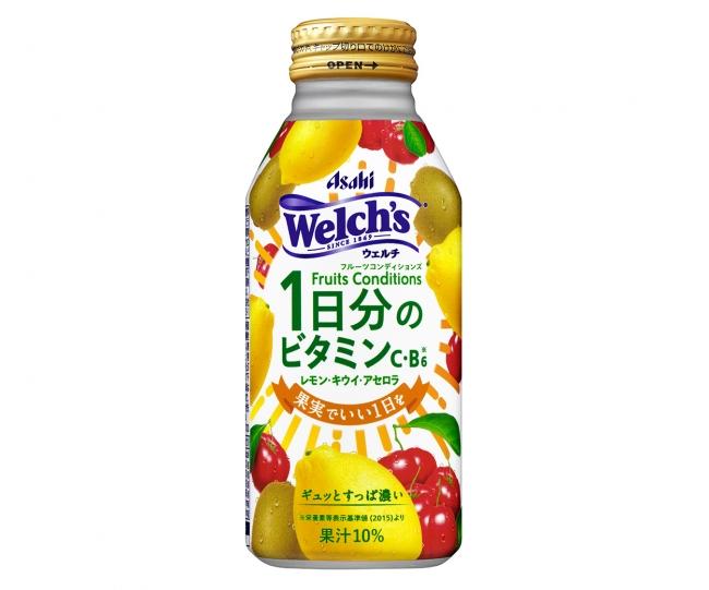 Nước trái cây Asahi 400g - Hàng Nhật nội địa