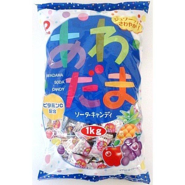Kẹo soda trái cây Pine 1kg- Hàng Nhật nội địa